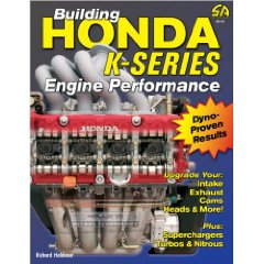 Show details of Building Honda K-Series Engine Performance (Cartech) (Paperback).