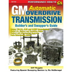 Show details of GM Automatic Overdrive Transmission Builder's and Swapper's Guide (Sa Design) (Paperback).