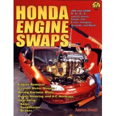 Show details of Honda Engine Swaps (Color Edition) (S-A Design) (Paperback).