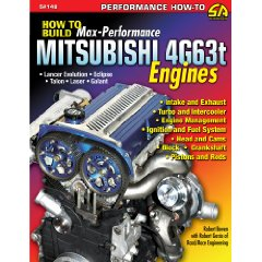 Show details of How to Build Max-Performance Mitsubishi 4G63t Engines (S-A Design) (Performance How-To) (Paperback).