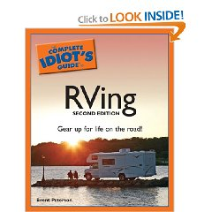 Show details of The Complete Idiot's Guide to RVing, 2nd Edition (Paperback).