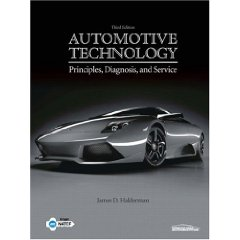 Show details of Automotive Technology: Principles, Diagnosis, and Service (3rd Edition) (Hardcover).