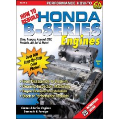 Show details of How to Rebuild Honda B-Series Engines (S-A Design) (SA Design) (Paperback).