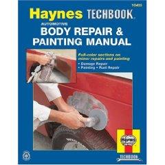 Show details of Body Repair & Painting Manual (Haynes Manuals) (Paperback).