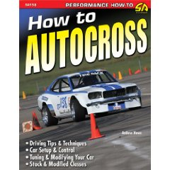 Show details of How to Autocross (Sadesign) (Paperback).