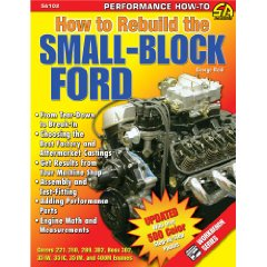 Show details of How to Rebuild the Small Block Ford-Color Edition (SA Design) (Paperback).