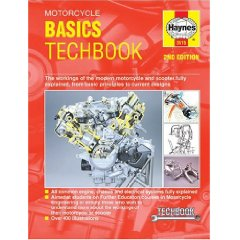 Show details of Motorcycle Basics Techbook (Haynes Manuals)(2nd Edition) (Hardcover).
