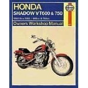 Show details of Haynes Honda Shadow VT600 & 750 Owners Workshop Manual: 1988 thru 2003 (Paperback).