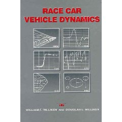 Show details of Race Car Vehicle Dynamics (R146) (Hardcover).