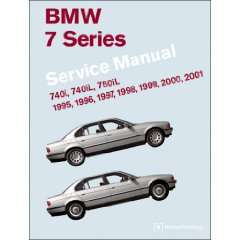 Show details of BMW 7 Series (E38) Service Manual: 1995-2001: 740i, 740il, 750il (Paperback).