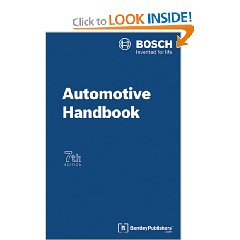 Show details of Automotive Handbook (Turtleback).