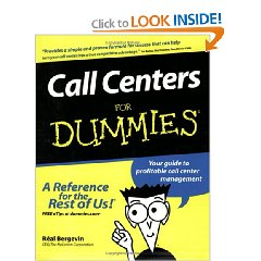 Show details of Call Centers For Dummies (For Dummies (Computer/Tech)) (Paperback).