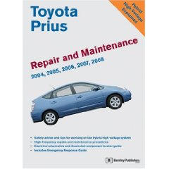 Show details of Toyota Prius Repair and Maintenance Manual: 2004-2008 (Hardcover).