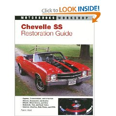 Show details of Chevelle SS Restoration Guide, 1964-1972 (Motorbooks Workshop) (Paperback).