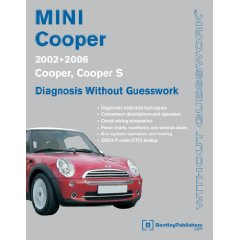 Show details of MINI Cooper - Diagnosis Without Guesswork: 2002-2006 (Paperback).