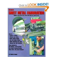 Show details of Ultimate Sheet Metal Fabrication Book (Paperback).
