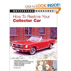 Show details of How to Restore Your Collector Car (Motorbooks Workshop) (Paperback).