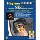 Show details of OBD-II & ELECTRONIC ENGINE MANAGEMENT SYSTEMS TECHBOOK (Haynes Techbook) (Paperback).