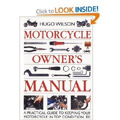 Show details of Motorcycle Owner's Manual (Paperback).