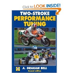 Show details of Two-Stroke Performance Tuning (Hardcover).
