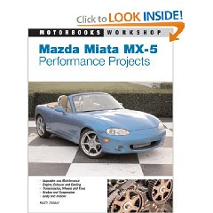 Show details of Mazda Miata MX- 5 Performance Projects (Paperback).