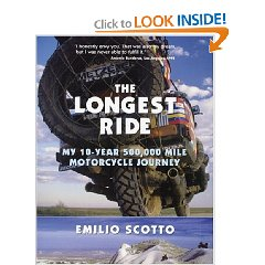Show details of The Longest Ride: My Ten-Year 500,000 Mile Motorcycle Journey (Hardcover).