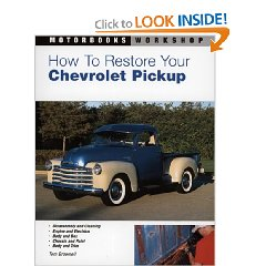 Show details of How-to-Restore Your Chevrolet Pickup (Motorbooks Workshop) (Paperback).