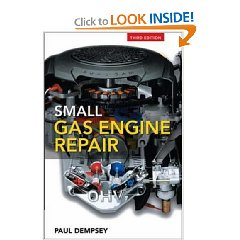 Show details of Small Gas Engine Repair (Paperback).