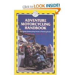 Show details of Adventure Motorcycling Handbook, 5th: Worldwide Motorcycling Route & Planning Guide (Trailblazer) (Paperback).