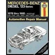 Show details of Mercedes-Benz Diesel Automotive Repair Manual, 1976-1985 (123 Series, 4 & 5 cyl.) (Paperback).