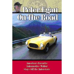 Show details of Peter Egan on the Road: America's favorite automotive writer stays off the Interstate (Hardcover).