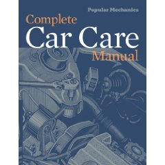 Show details of Popular Mechanics Complete Car Care Manual (Paperback).