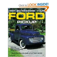 Show details of How to Restore Your Ford Pick-Up (Motorbooks Workshop) (Paperback).