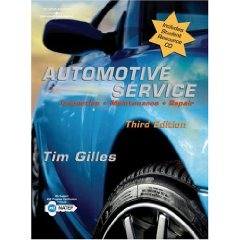 Show details of Automotive Service: Inspection, Maintenance, Repair (Hardcover).
