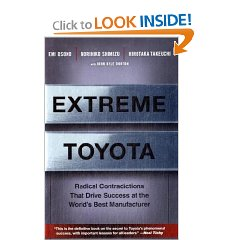 Show details of Extreme Toyota: Radical Contradictions That Drive Success at the World's Best Manufacturer (Hardcover).