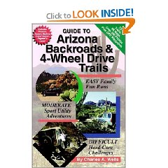 Show details of Guide to Arizona Backroads & 4-Wheel Drive Trails (Paperback).