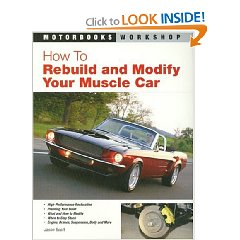 Show details of How To Rebuild and Modify Your Muscle Car (Motorbooks Workshop) (Paperback).
