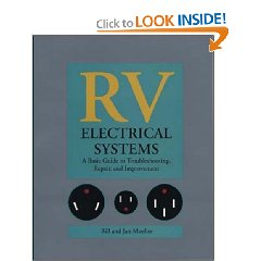 Show details of RV Electrical Systems: A Basic Guide to Troubleshooting, Repairing and Improvement (Paperback).