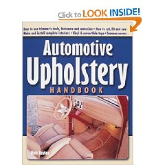 Show details of Automotive Upholstery Handbook (Paperback).