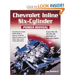 Show details of Chevrolet Inline Six-Cylinder Power Manual (Paperback).