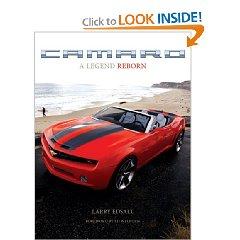 Show details of Camaro: A Legend Reborn (Hardcover).