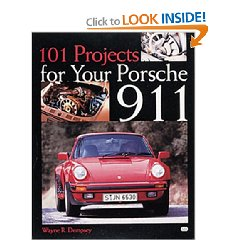 Show details of 101 Projects for Your Porsche 911 1965-1989 (Paperback).