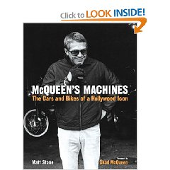 Show details of McQueen's Machines: The Cars and Bikes of a Hollywood Icon (Hardcover).
