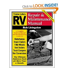 Show details of RV Repair and Maintenance Manual: Updated and Expanded (Paperback).