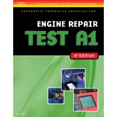 Show details of ASE Test Preparation- A1 Engine Repair (Delmar Learning's Ase Test Prep Series) (Paperback).
