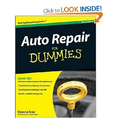 Show details of Auto Repair For Dummies (For Dummies (Computer/Tech)) (Paperback).