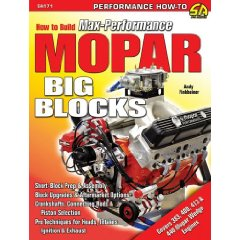 Show details of How to Build Max-performance Mopar Big Blocks (Paperback).