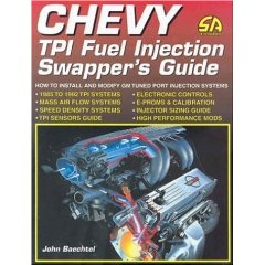 Show details of Chevy TPI Fuel Injection Swapper's Guide (S-a Design) (Paperback).