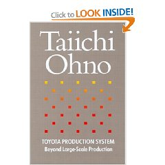 Show details of Toyota Production System: Beyond Large-Scale Production (Hardcover).