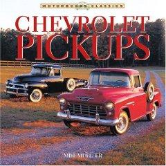 Show details of Chevrolet Pickups (Paperback).